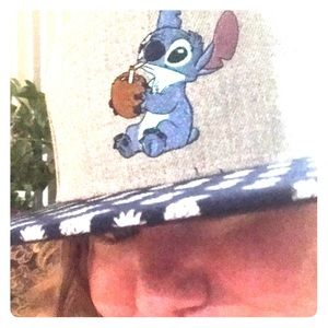 Disney Lilo & Stich pineapple SnapBack hat NWT